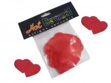 Pétalas aromáticas em cetim - Embalagem com 60 unidades - Hot Brasil